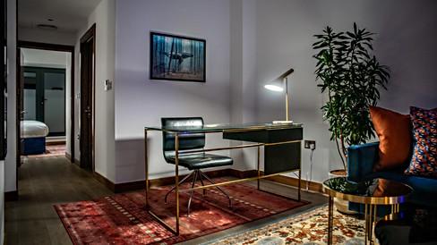 Hux Apartments, London.