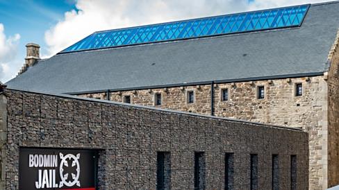 Bodmin Jail Hotel, Cornwall.