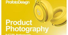 Affordable high quality product photography for online retailers