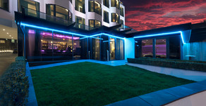 Architectural & Interior Photography:  The Seven Hotel, Southend