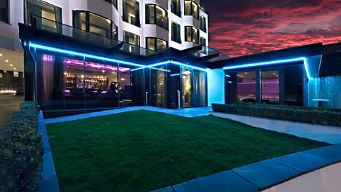 The Seven Hotel, Essex.