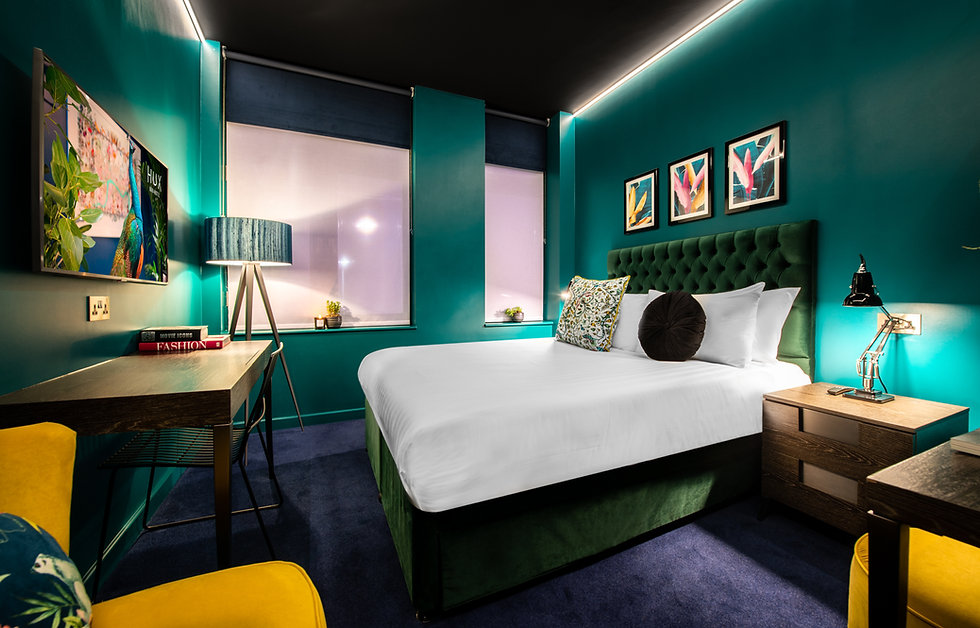 London Hotel Photographer