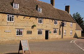 pub thrapston