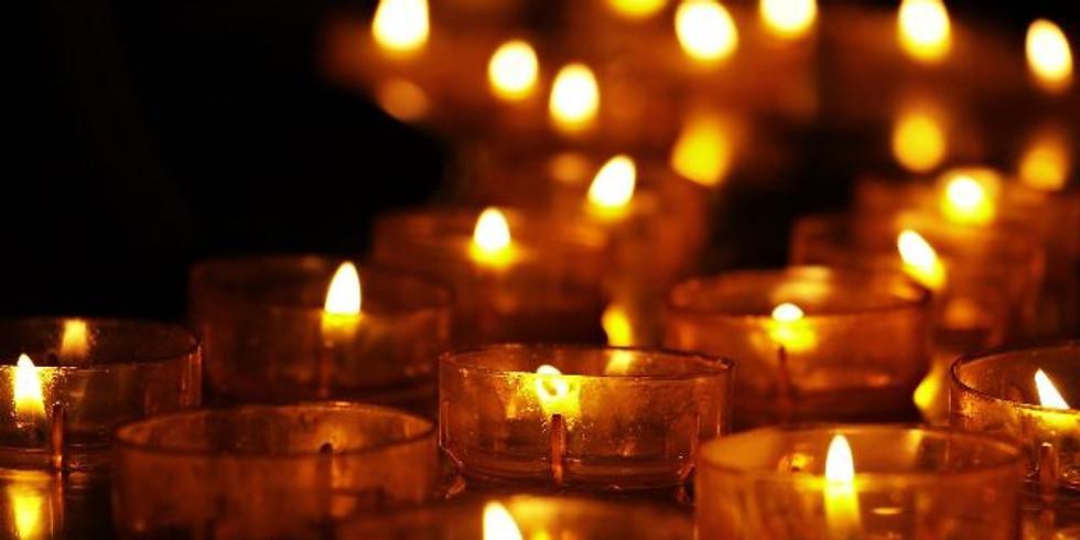 CAN Prayer Vigil / Vigilia de oración