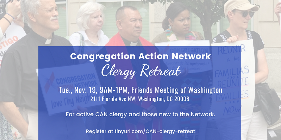 CAN Clergy Retreat