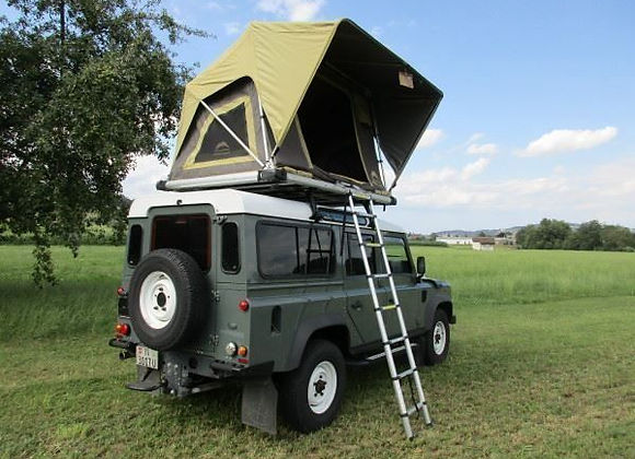 Dachzelt Campingartikel