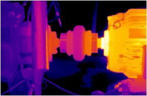 termografia motore