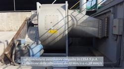 Ventilatore CISA - Bilanciatura