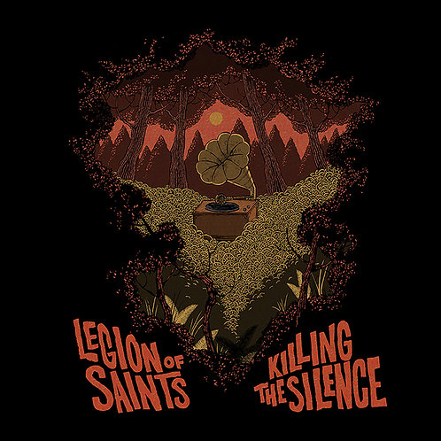 Killing the Silence - EP (CD)