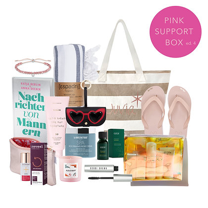 PINK SUPPORT BOX Ed. 4