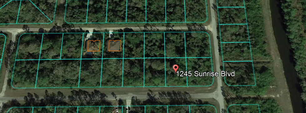 1245 Sunrise Blvd