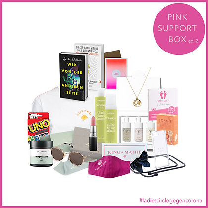 PINK SUPPORT BOX Ed. 2