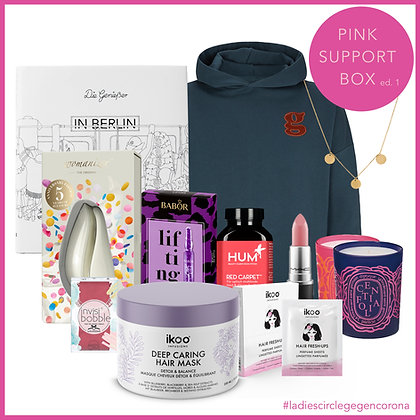 PINK SUPPORT BOX Ed. 1