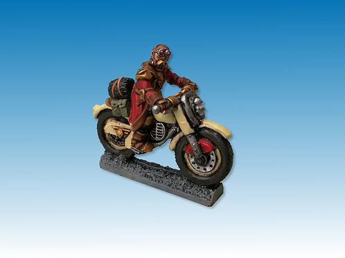 28mm 5th Company Outrider