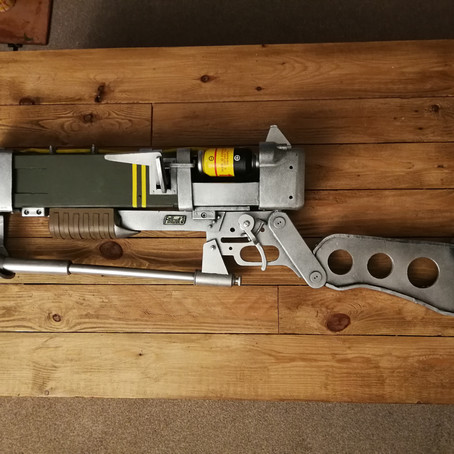 A foray into Cosplay - The AER9