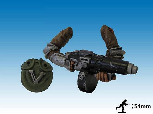 54mm 5th Company Grenade Launcher