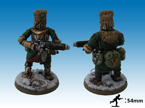 54mm 5th Company Infantryman