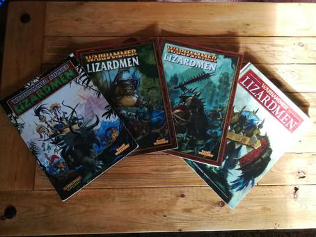 The Lizardmen of Lustria