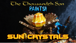 Youtube Sun Crystal thumbnail