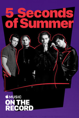 5 Seconds Of Summer - On The Record