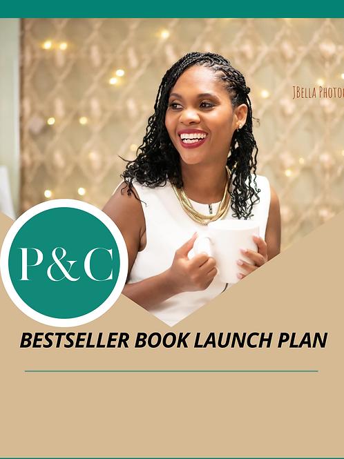 Bestseller Book Launch Plan