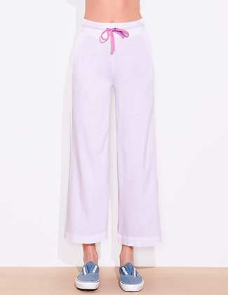 Cropped Flare Sweatpants