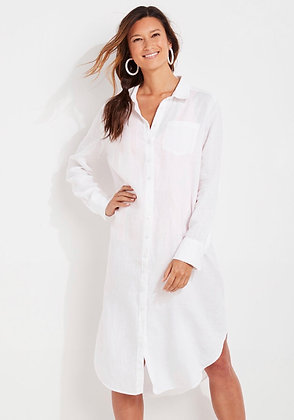 Linen Cover Up