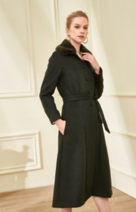 Adela Coat