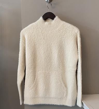 Chalet Mockneck Sweater