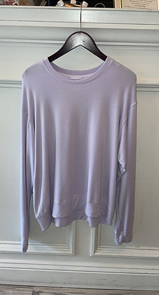 Terry Oversize Sweatshirt