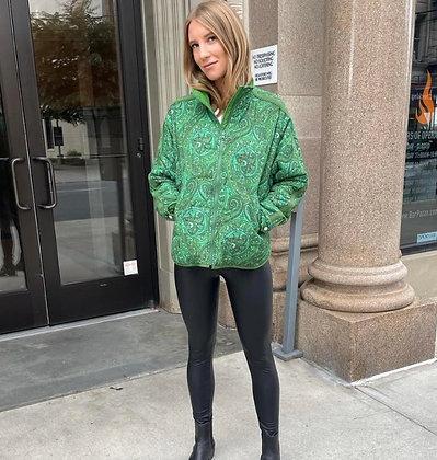Monica Reversible Puffer Coat