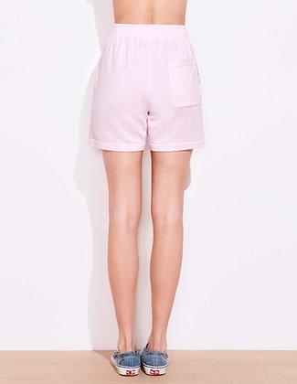 Sundry Boyfriend Shorts -Pink