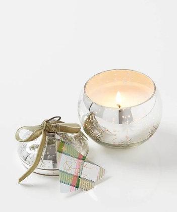 Medium Ornament Candle-Sea Pines