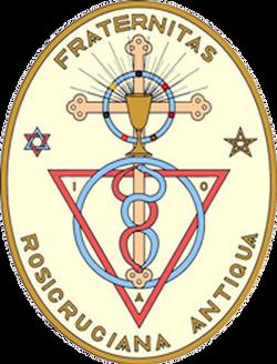 Logo Fraternitas Rosicruciana Antiqu