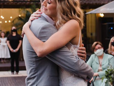 casamento Amanda e Murilo - Timbó SC