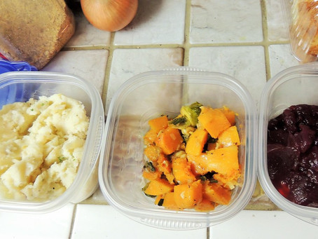 Put a Lid on Food Container Clutter
