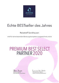 Aldiana Premium Best Select, Reisebüro E