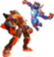 AR Robot Fight