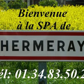 Annonce collaboration SPA Refuge de Hermeray