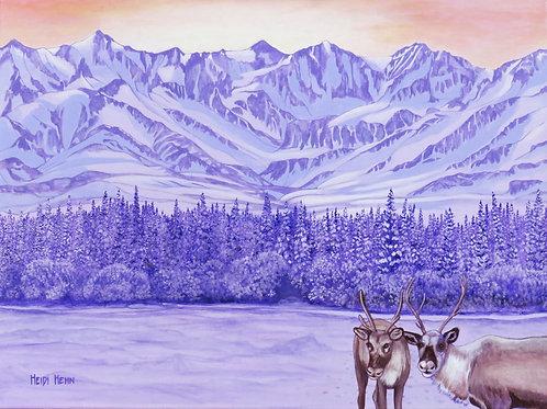 Caribou Winter (Caribou)