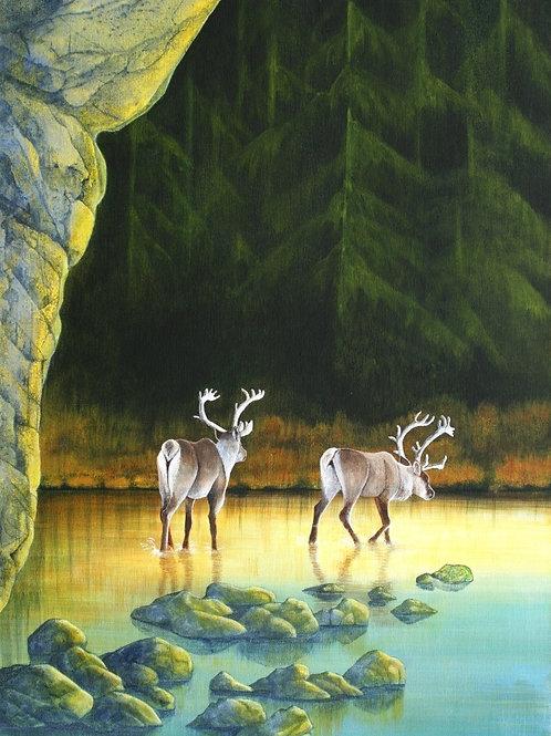 A Secret Place (Caribou)