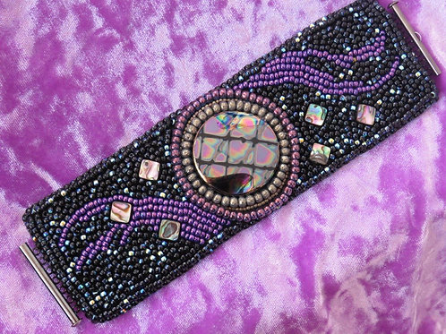 Starry Starry Night Cuff (7.5 inches)