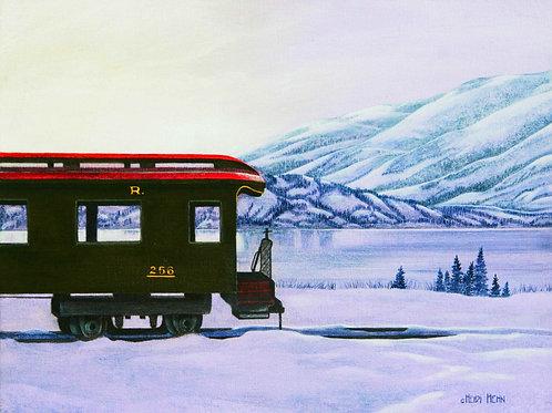 White Pass and Yukon Railway Winter (Frazer)