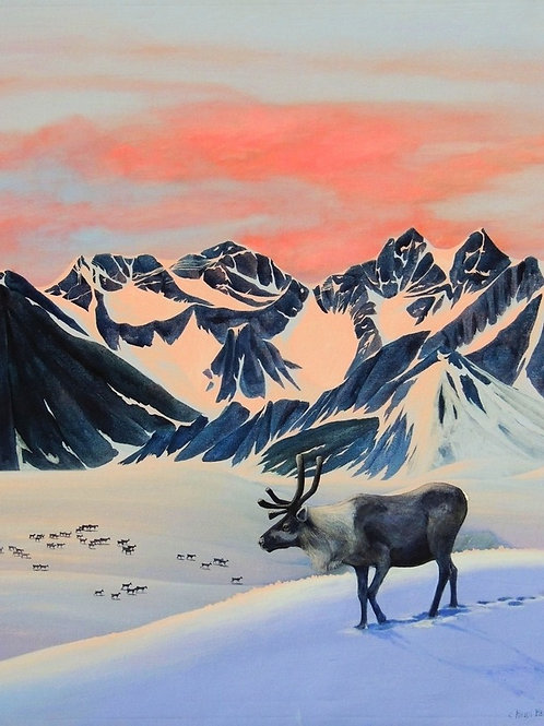 High Plains Drifter (Caribou)
