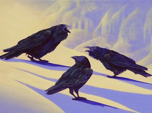 Raven Rap