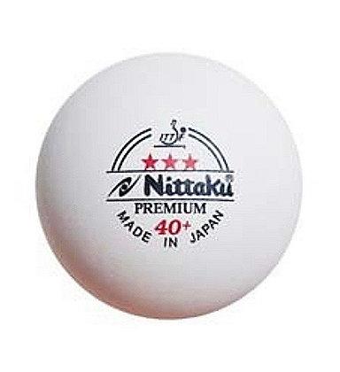 Nittaku Premium 3* par 12