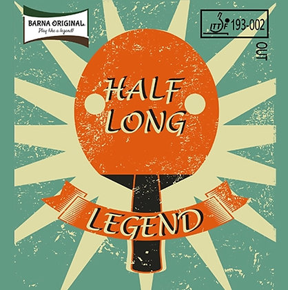 BARNA Legend Half Long