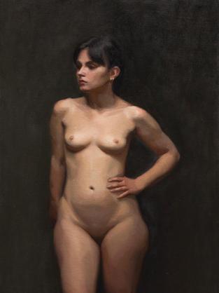 Female Figure. Study