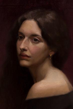 Portrait of Camilla, 2021