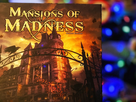 Mansions of Madness: Missing the Absurd